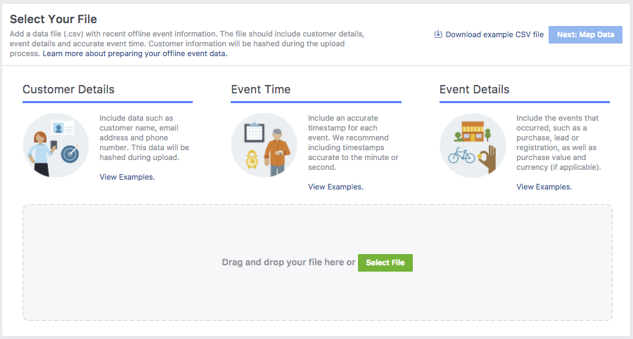 Facebook Ads Offline Conversions